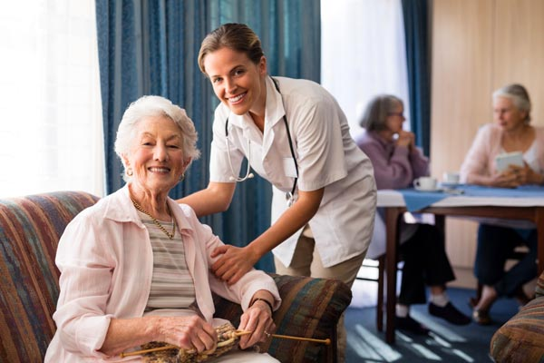 free nursing home placement service for seniors